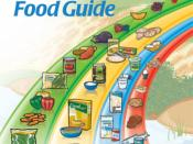 Canada's Food Guide, from Health Canada.