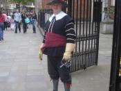 Civil War celebrations at the Guildhall - geograph.org.uk - 837155