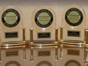 A set of awards presented by J. D. Power and Associates to the Ford Motor Company in 2007 for the excellent results achieved by the Lincoln Mark LT and MKZ, Mercury Milan and Ford Mustang in their