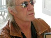 Carradine in April 2005