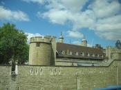 Salt Tower, Tower of London, Tower Hill, London