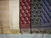 Himroo shawl
