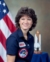 Sally Ride, First U.S. Woman in Space - GPN-2004-00019