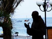 Padre Pio-Taormina-Sicilia-Italy - Creative Commons by gnuckx