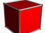 Image d'un cube