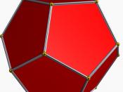 Image d'un dodécaèdre