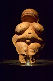 Venus of Willendorf http://www.nhm-wien.ac.at/NHM/Prehist/Homepage_PA_E.html