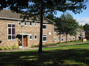 English: Telford Hall, Loughborough University