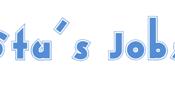 Stu's Jobs Logo