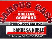 Spring 2006 TTU campus coupon book