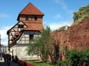 Gothic Architecture Torun