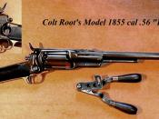 English: Colt Model 1855 Carbine .56 caliber