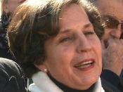 María Isabel Allende Bussi (18 de enero de 1945) es una política socialista chilena, diputada desde 1994. Isabel Allende es hija del derrocado presidente chileno Salvador Allende y de su esposa, Hortensia Bussi Soto.