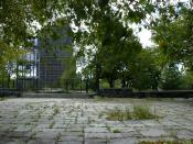 Marcus Garvey Park in Harlem, Manhattan, NYC, NY, USA.