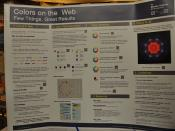 Poster 06 - Color Design on the Web - Few Things, Great Results #heweb10