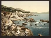 [The coast, Nervi, Genoa, Italy] (LOC)