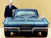 Zora Arkus-Duntov & the Corvette Sting Ray