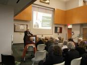 Civil War Historian Donald S. Frazier @TSLAC 1.15.13