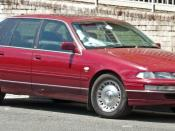 English: 1998–1999 Holden VS III Caprice sedan, photographed in Sutherland, New South Wales, Australia.