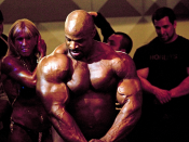 Ronnie Coleman 8 x Mr Olympia 2009 Melbourne, VIC, Australia Category:Ronnie Coleman