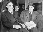 Louis Capone (left) and Emanuel