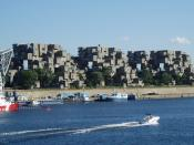 Habitat 67 is a housing complex in Montreal, Quebec, Canada associated with the Expo 67.