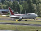 Airborne Express Boeing 767-200