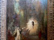 Musée Gustave-Moreau, Paris Deutsch: Gustave Moreau: Die Erscheinung (Salomé und der Kopf Johannes des Täufers) Français : L'apparition