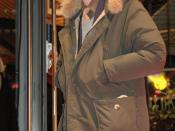 Wes Anderson in Berlin 2005.