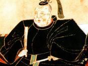 Tokugawa Ieyasu, the former Matsudaira Motoyasu
