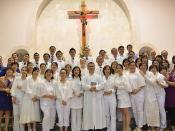New Baptized with Facilitators - 1