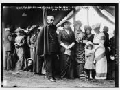 Gen. T.H. Barry, Mrs. Lindley Garrison, Mrs. Barry, Mrs. C.F. Roe  (LOC)