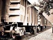 Brazil: Freight Train Cars