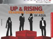 English: Up & Rising Training Companies in Asia The learning and development field has surmounted basic soft skills training to more technical courses that business stakeholders require nowadays. Gone are the theories; learners today demand practical appl