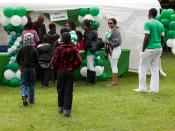 NIGERIAN CARNIVAL IRELAND on 28th August 2010
