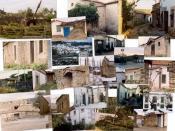 Español: Collage Calles de Pascualcobo