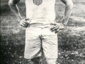 Jim Thorpe at the 1912 Olympics