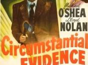 Circumstantial Evidence (1945 film)