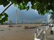 Bangkok, Thailand: Chao Phraya Express Boats and