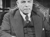 William Lyon Mackenzie King, the 10th Prime Minister of Canada (1921–1926; 1926–1930; 1935–1948)