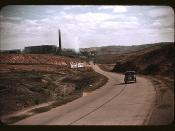 Copper mining and sulfuric acid plant, Copperhill], Tenn.  (LOC)