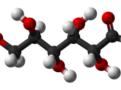 The aldehyde form of glucose