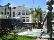 Palacio Municipal in San Pedro Sula, Honduras