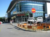 TC Ramstore mall in Skopje