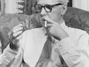 James Thurber, American writer