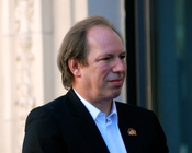 Hans Zimmer at the Hollywood Walk of Fame ceremony in 2010.