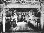 Shrine of Tokugawa Shoguns at Shiba Tokyo
