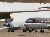 N560AU Boeing 737-301 (cn 23514/1331) ex-US Airways.