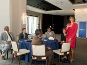 Black Enterprise 20_20 Vision Forum on Supplier Diversity