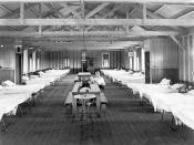 Dormitory - Scheyville